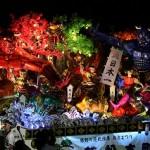 最上 新庄祭りの山車行列 (6)