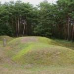 下小松古墳群と希少な自然が織りなす里山の風景