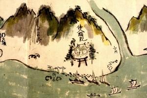 絵図⑩仙人堂(大石田)