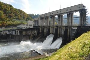 上郷ダム・発電所